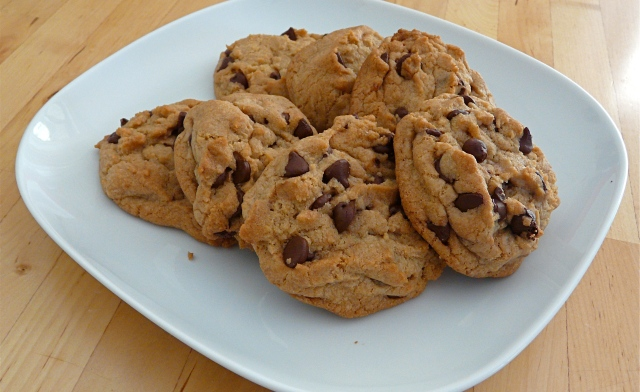 The Classic Thick, and Chewy Chocolate Chip Cookie